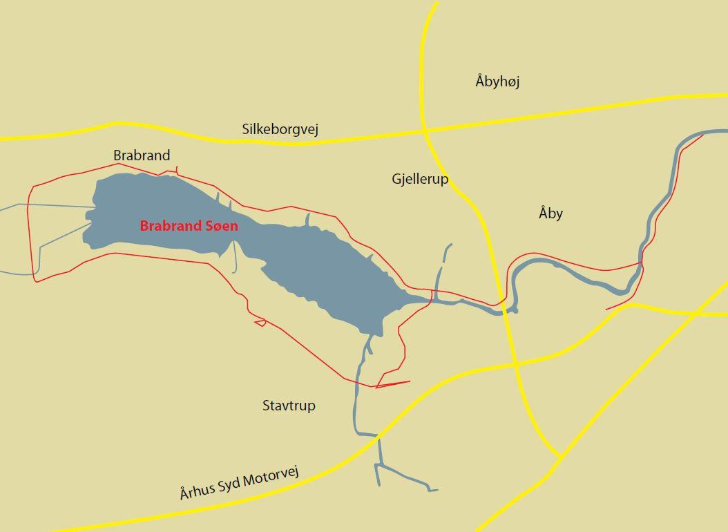 Brabrand søen